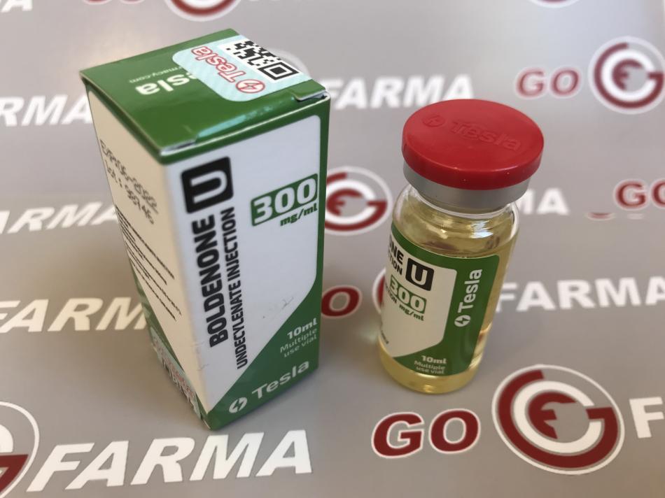 Boldenone U injection 300MG/ML - ЦЕНА ЗА 10МЛ купить в России